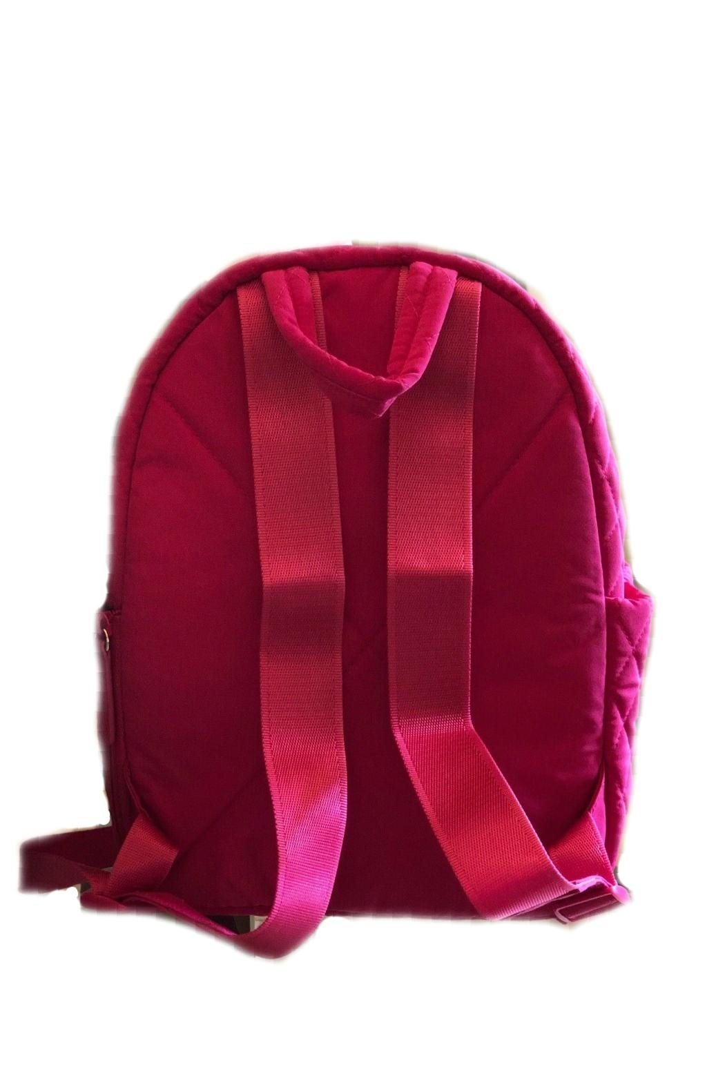 Vera Bradley Fuchsia Compact Essential-Backpack - Front Full Image