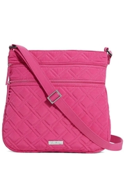 Vera Bradley Fuchsia Triple Crossbody - Product Mini Image