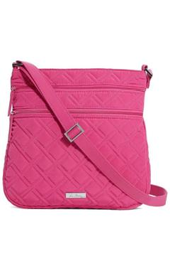 Shoptiques Product: Fuchsia Triple Crossbody