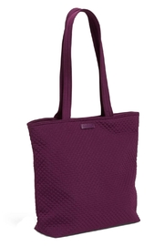 Vera Bradley Gloxinia Purple Tote - Product Mini Image