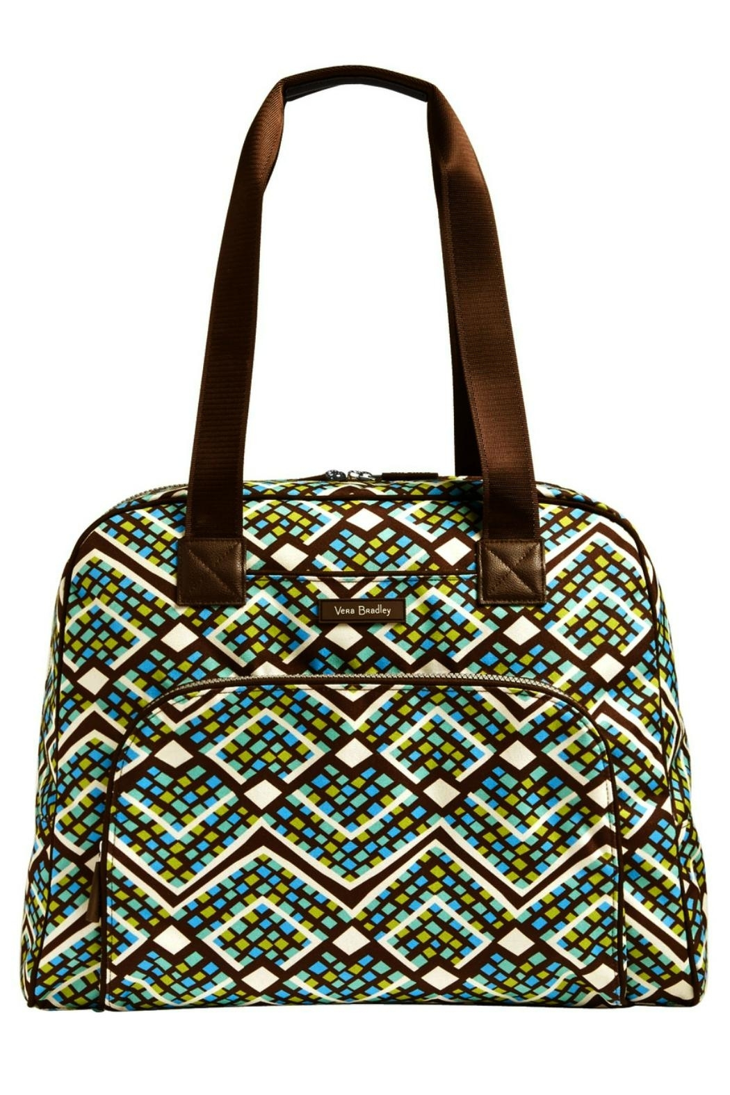 Vera Bradley Rain Forest Carry-On - Main Image