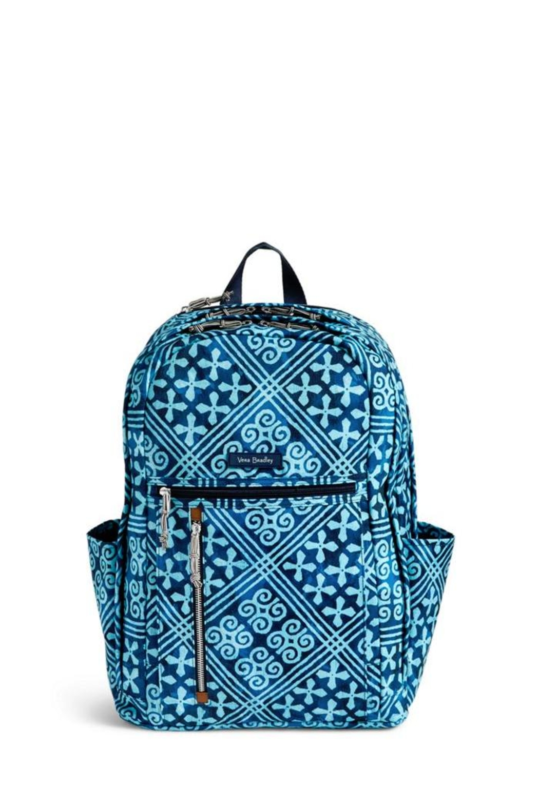 e8247630de2a Vera Bradley Grand Backpack Blue from Omaha by Material Girl ...