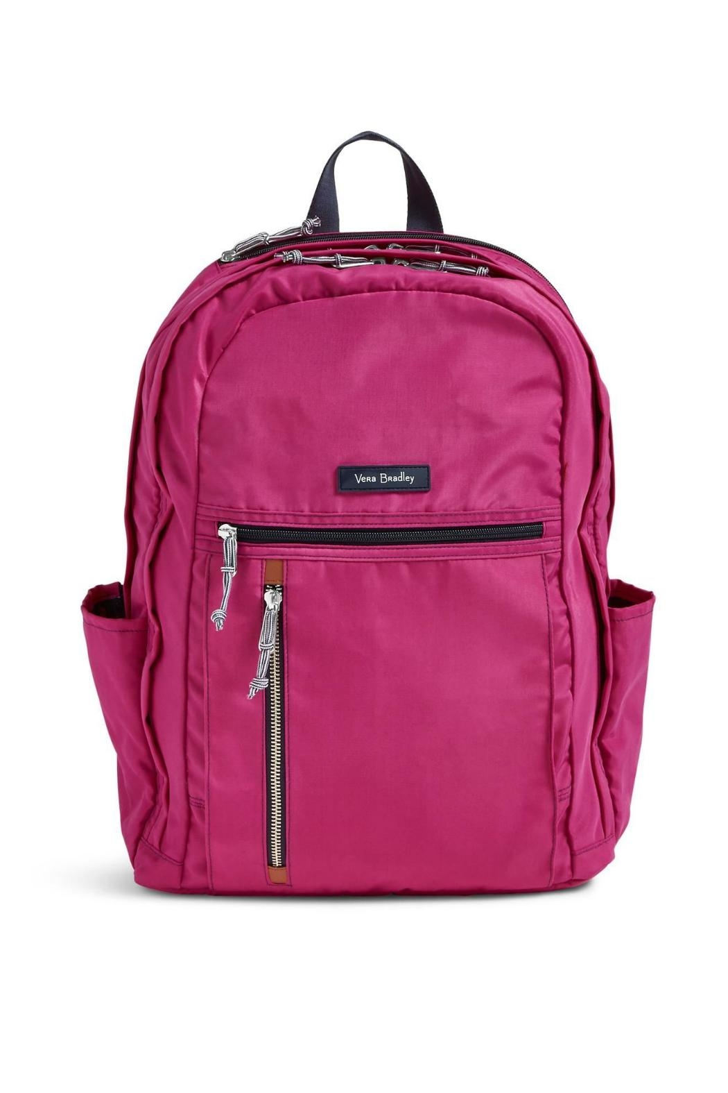 Vera Bradley Grand Laptop Backpack - Main Image