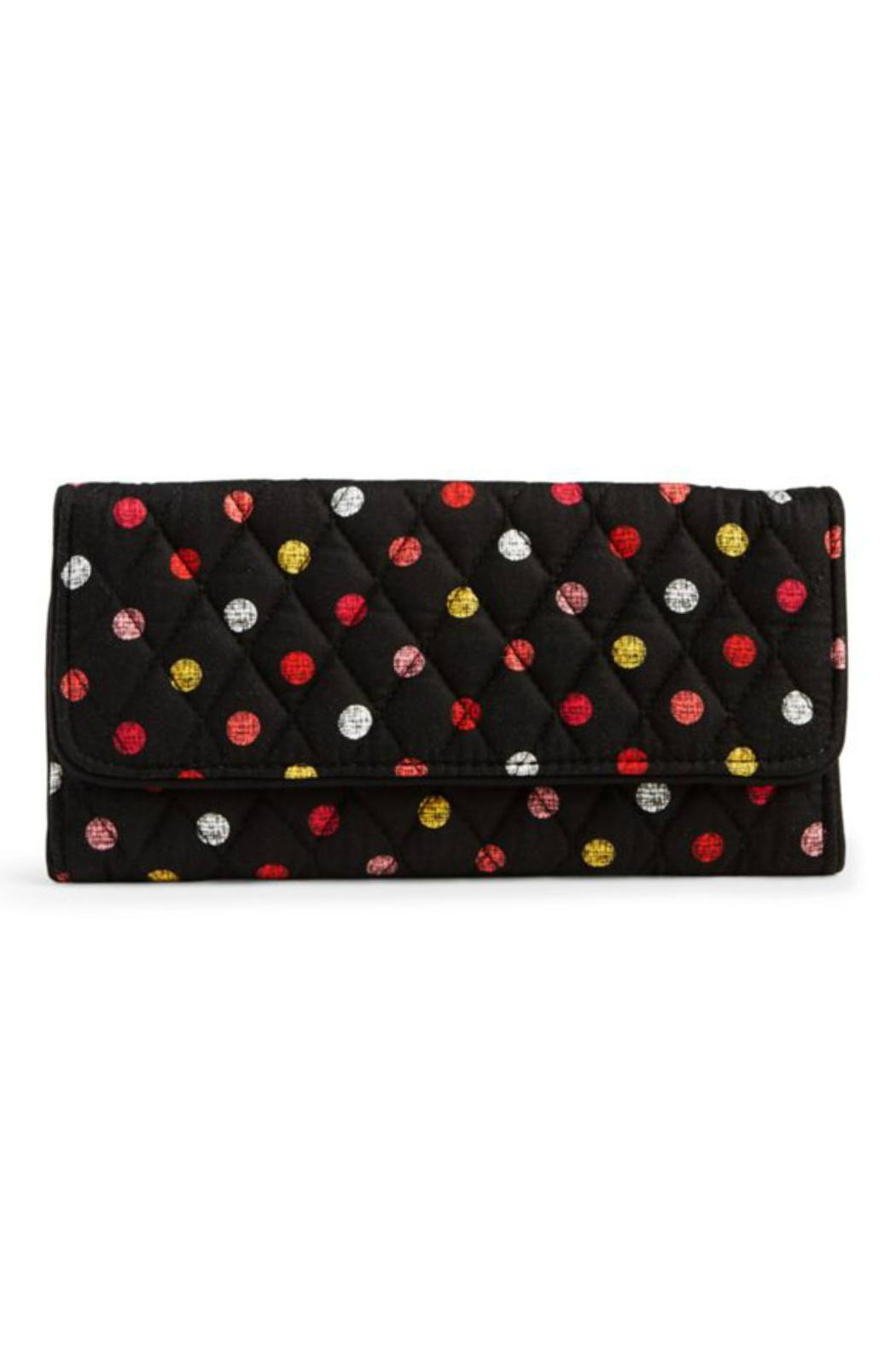 Vera Bradley Havana Dots Trifold - Front Cropped Image