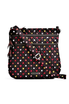 Shoptiques Product: Havana Dots Triple-Zip