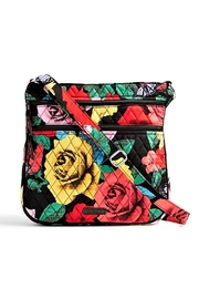 Vera Bradley Havana Rose Triple Zip - Product Mini Image