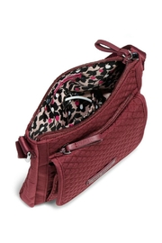 Vera Bradley Hawthorn Rose Mini-Hipster - Side cropped