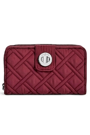 Vera Bradley Hawthorn Turnlock Wallet - Product Mini Image