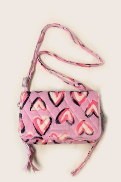 Vera Bradley Hearts Iced Pink 3-In-1 - Product List Image