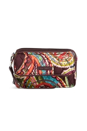 Vera Bradley Heirloom Paisley All-In-One - Front cropped