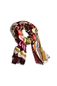 Shoptiques Product: Heirloom Paisley Scarf