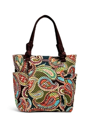 Vera Bradley Heirloom Paisley Tote Bag - Product Mini Image