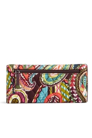 Vera Bradley Heirloom Paisley Trifold - Front full body