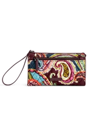 Vera Bradley Heirloom Paisley Wristlet - Product Mini Image
