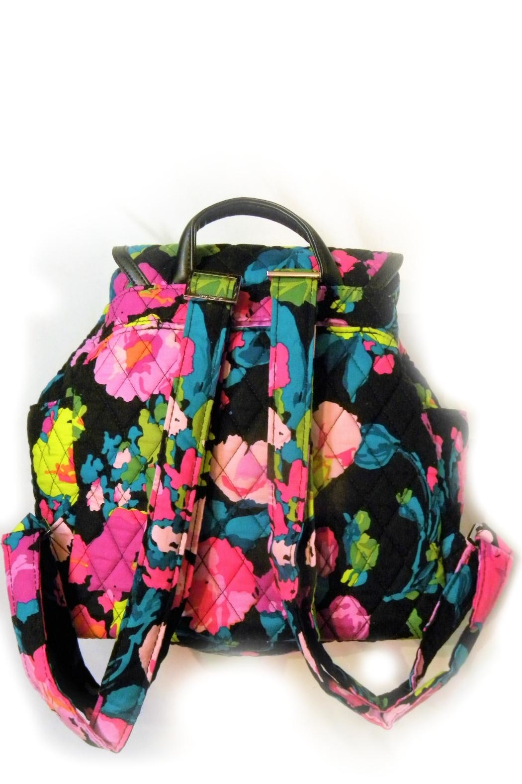 Vera Bradley Hilo Meadow Fashion-Backpack - Front Full Image