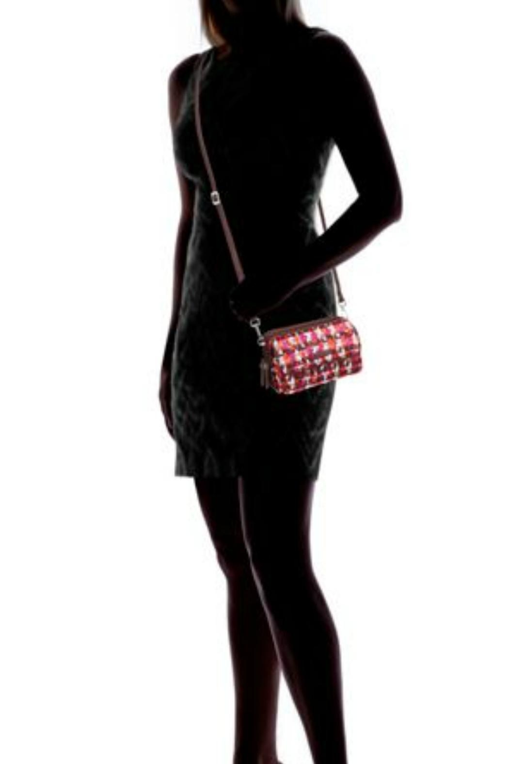Vera Bradley Houndstooth Tweed All-In-One - Back Cropped Image