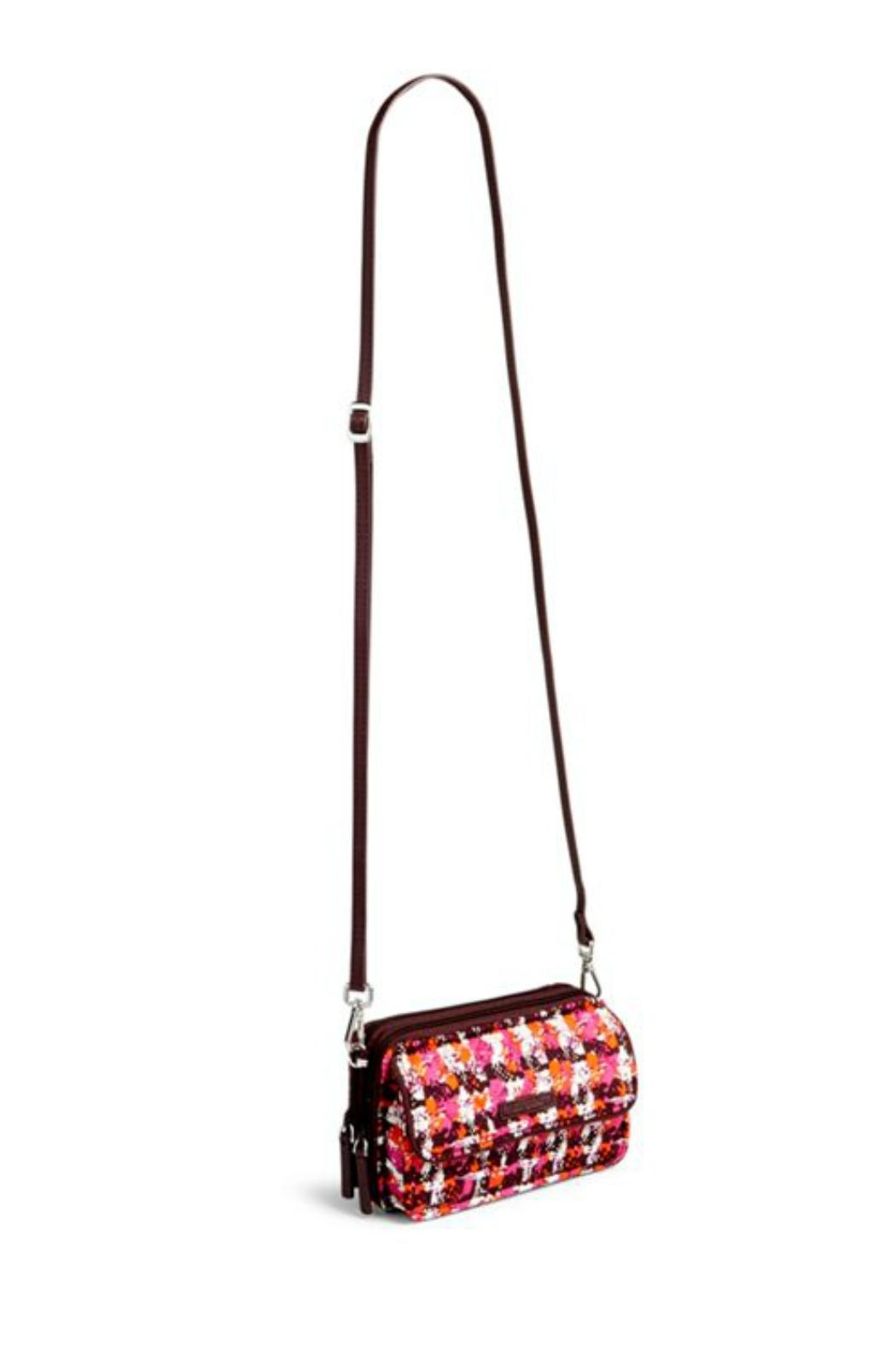 Vera Bradley Houndstooth Tweed All-In-One - Side Cropped Image