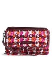 Vera Bradley Houndstooth Tweed All-In-One - Front cropped
