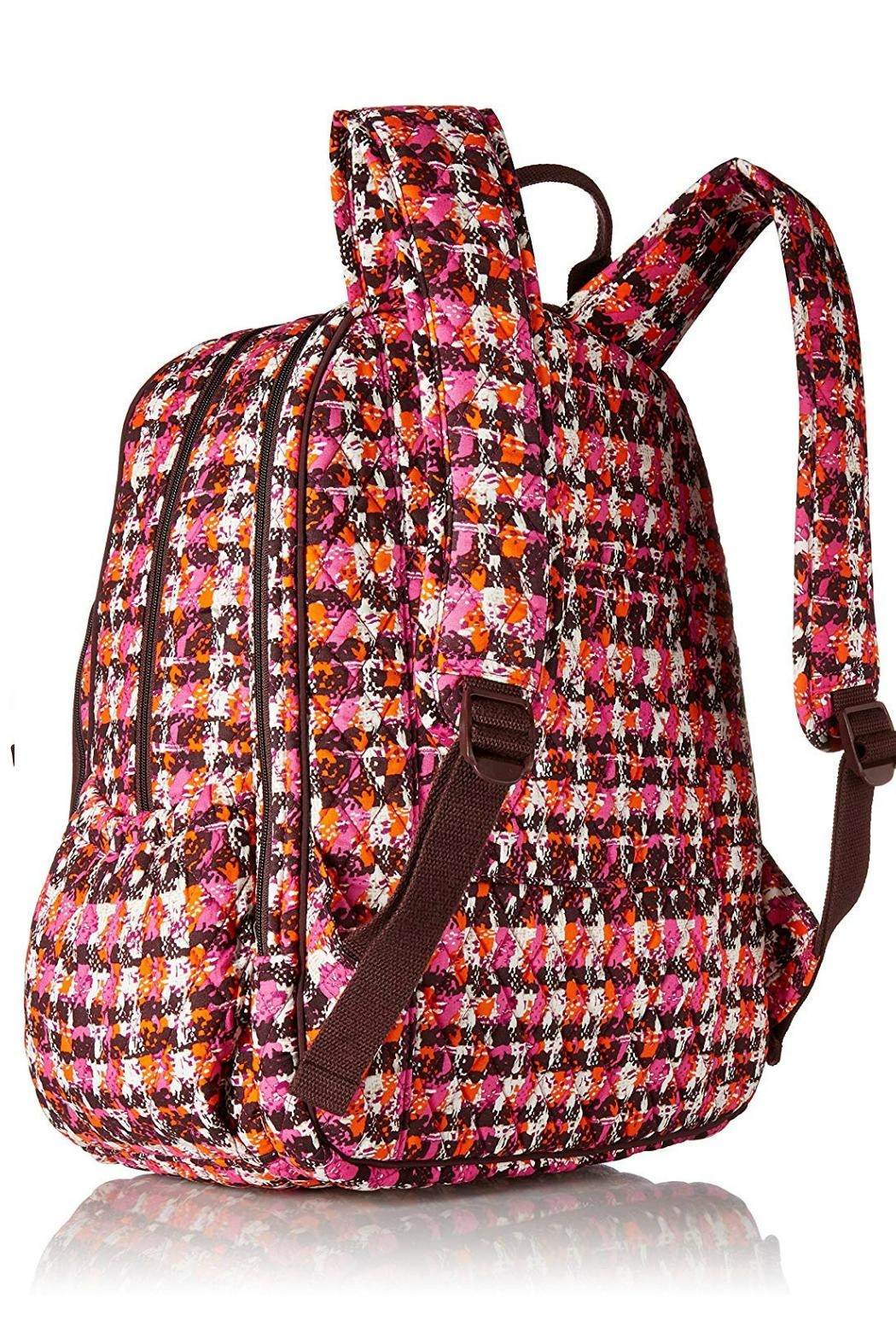 Vera Bradley Houndstooth Tweed Campus-Tech - Side Cropped Image