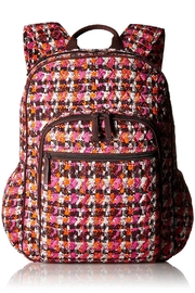 Vera Bradley Houndstooth Tweed Campus Tech Backpack - Product Mini Image