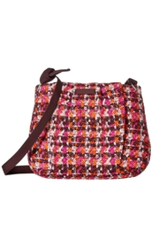 Vera Bradley Houndstooth Tweed Hadley-Crossbody - Product Mini Image
