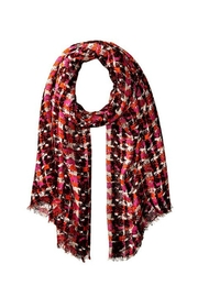 Vera Bradley Houndstooth Tweed Scarf - Product Mini Image
