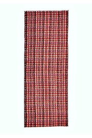 Vera Bradley Houndstooth Tweed Scarf - Front full body