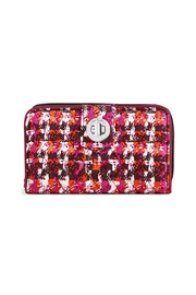 Vera Bradley Hounds Tooth Tweed Wallet - Product Mini Image