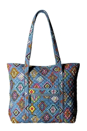 Vera Bradley Iconic Painted Medallions Bag - Product Mini Image