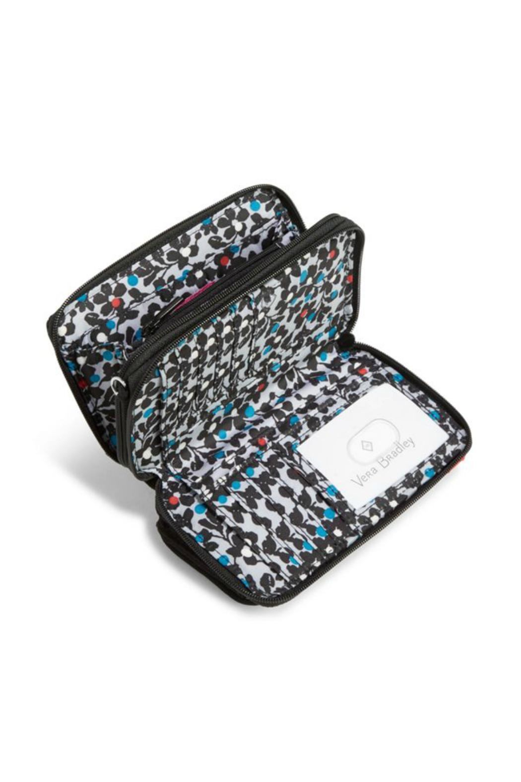 Vera Bradley Winter Patchwork All-In-One - Front Full Image