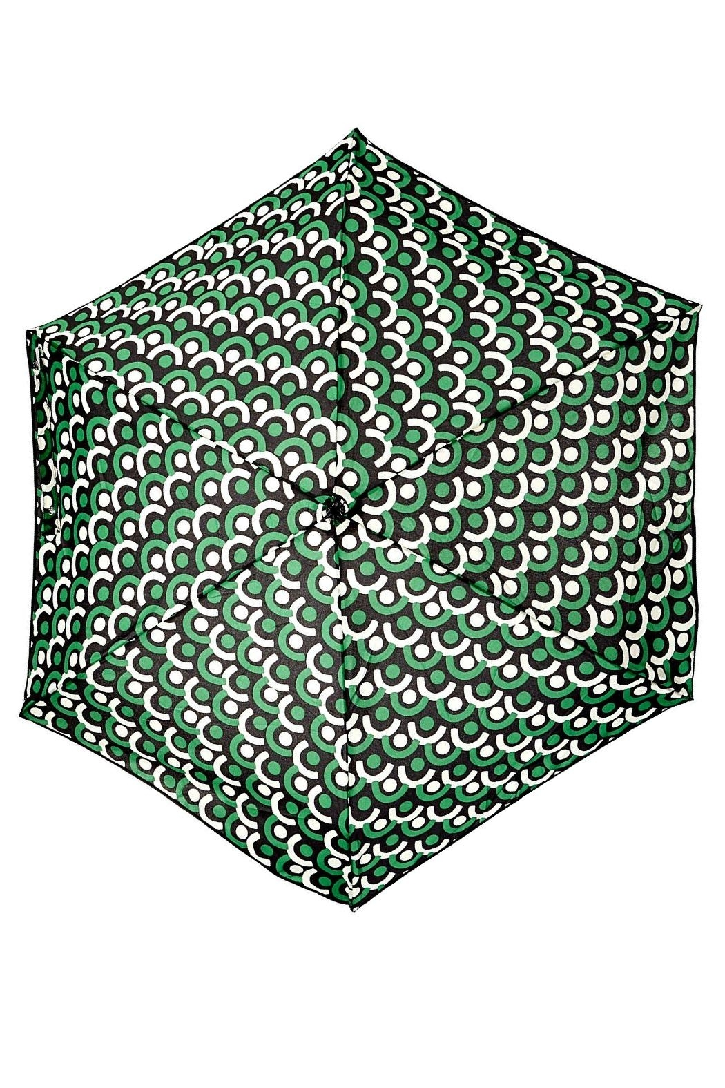 Vera Bradley Imperial Tile Mini-Umbrella - Front Cropped Image
