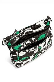 Vera Bradley Rose Triple Zip Crossbody - Side cropped
