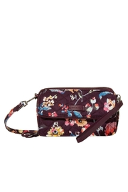 Vera Bradley Indiana Rose All-In-One - Front cropped