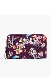 Vera Bradley Indiana Rose Turnlock - Front cropped