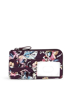 Vera Bradley Indiana Rose Ultimate-Card-Case - Product List Image