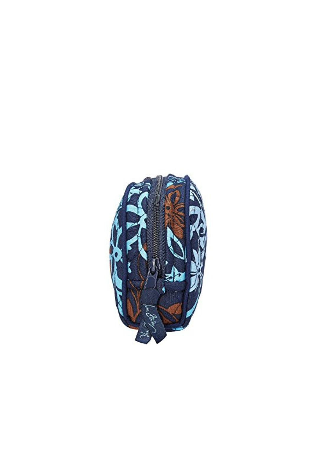 Vera Bradley Java Floral Cosmetic-Case - Front Full Image