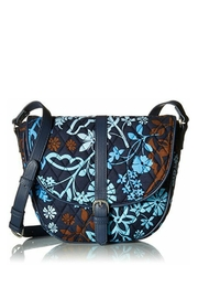 Vera Bradley Java Floral Slim-Saddle - Product Mini Image