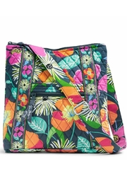 Vera Bradley Jazzy Blooms Hipster - Front cropped