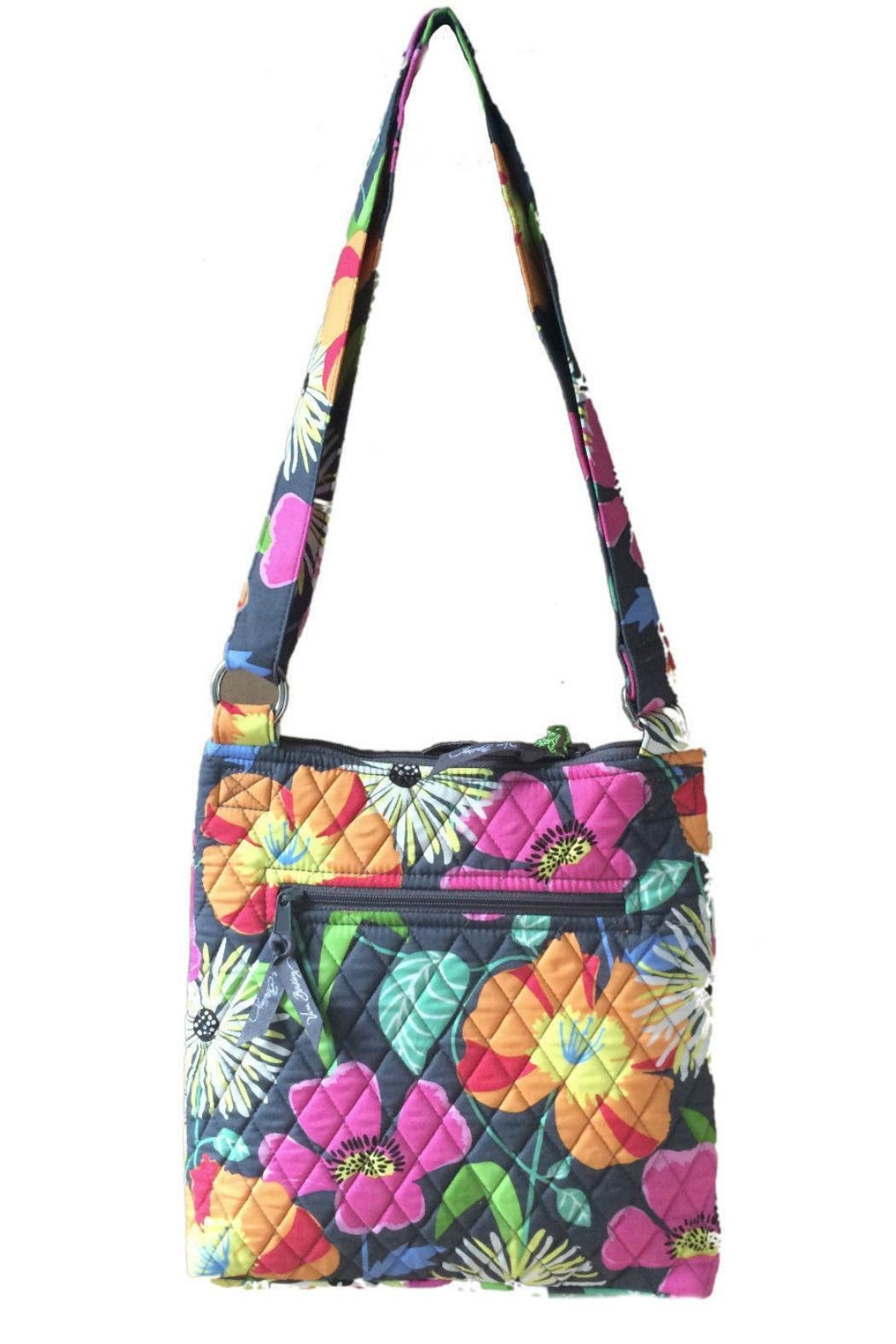 Vera Bradley Jazzy Blooms Hipster - Side Cropped Image