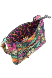 Vera Bradley Jazzy Blooms Hipster - Front full body