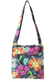 Vera Bradley Jazzy Blooms Hipster - Side cropped