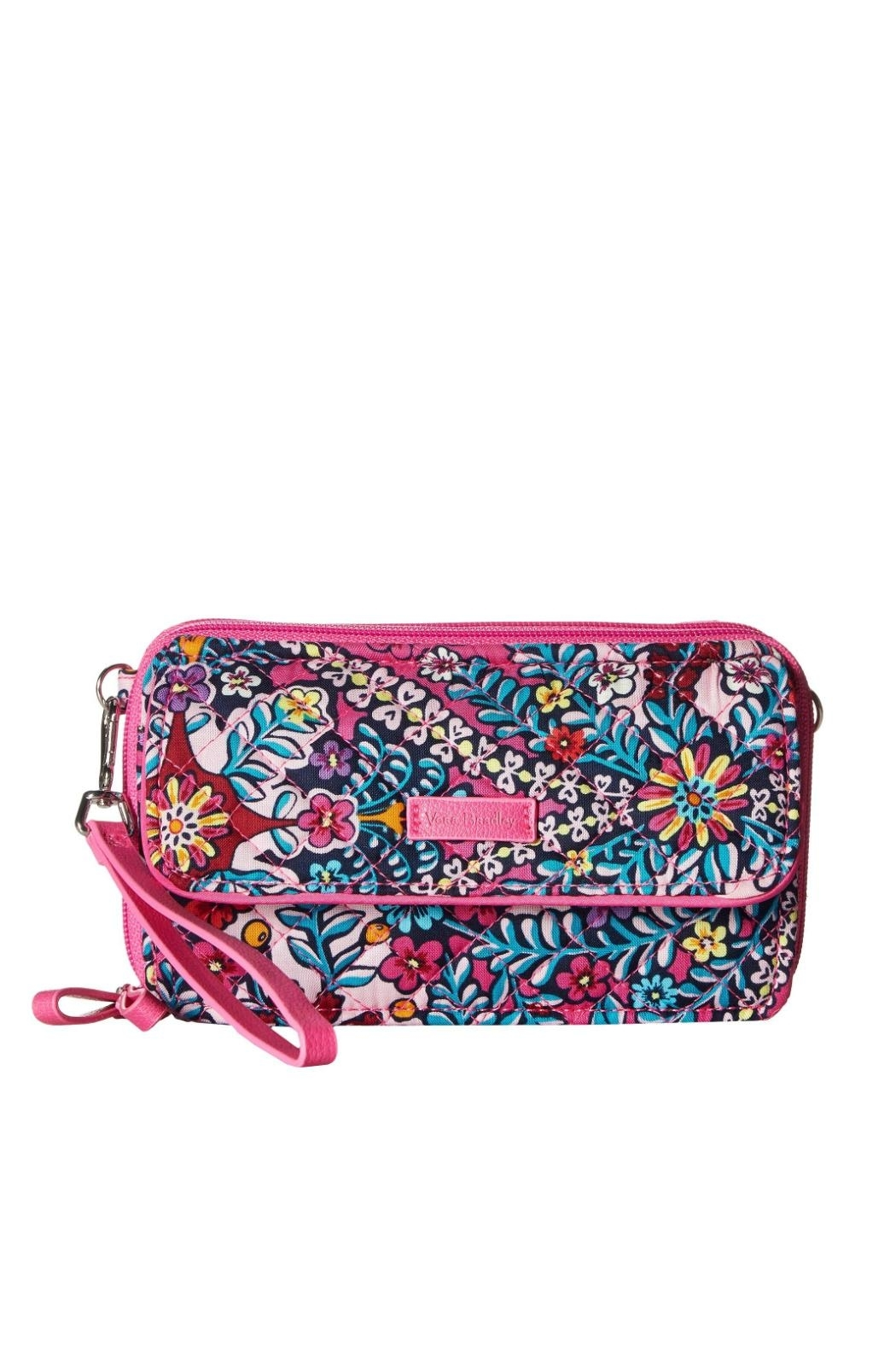 Vera Bradley Kaleidoscope All-In-One Crossbody - Main Image