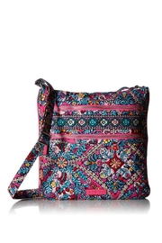 Vera Bradley Kaleidoscope Iconic Hipster - Front cropped