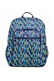Vera Bradley Katalina Showers Campus Backpack - Front cropped