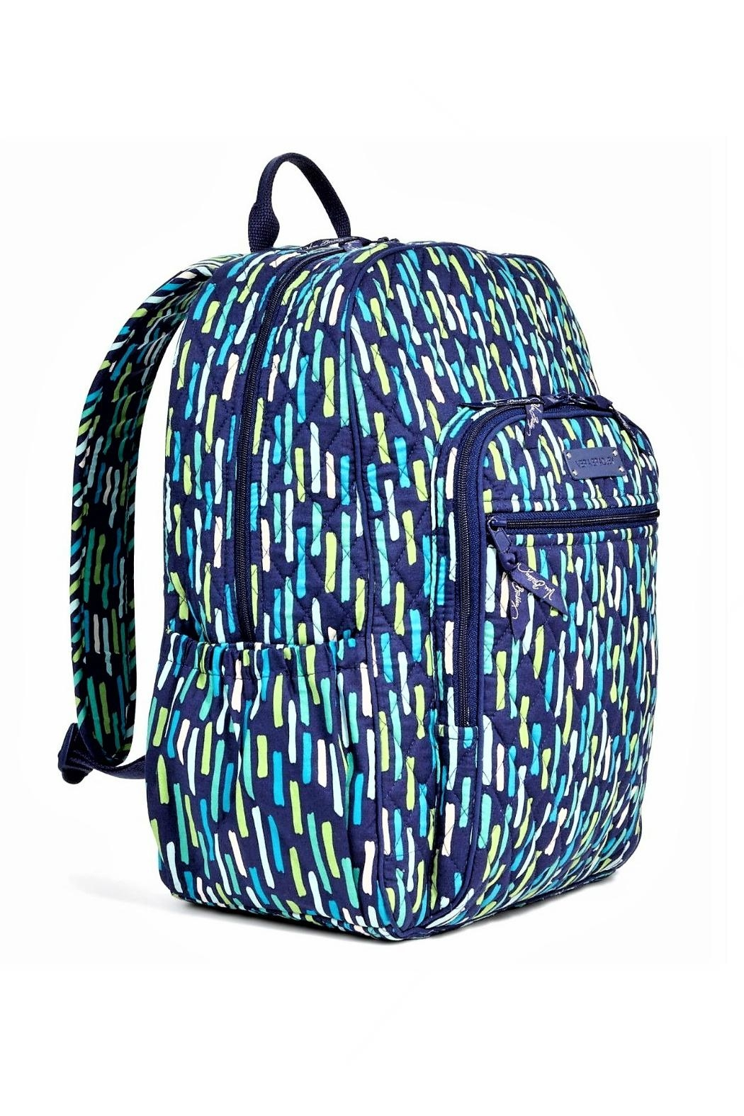 e0fcca3578 Vera Bradley Katalina Showers Campus Backpack from Kentucky by ...