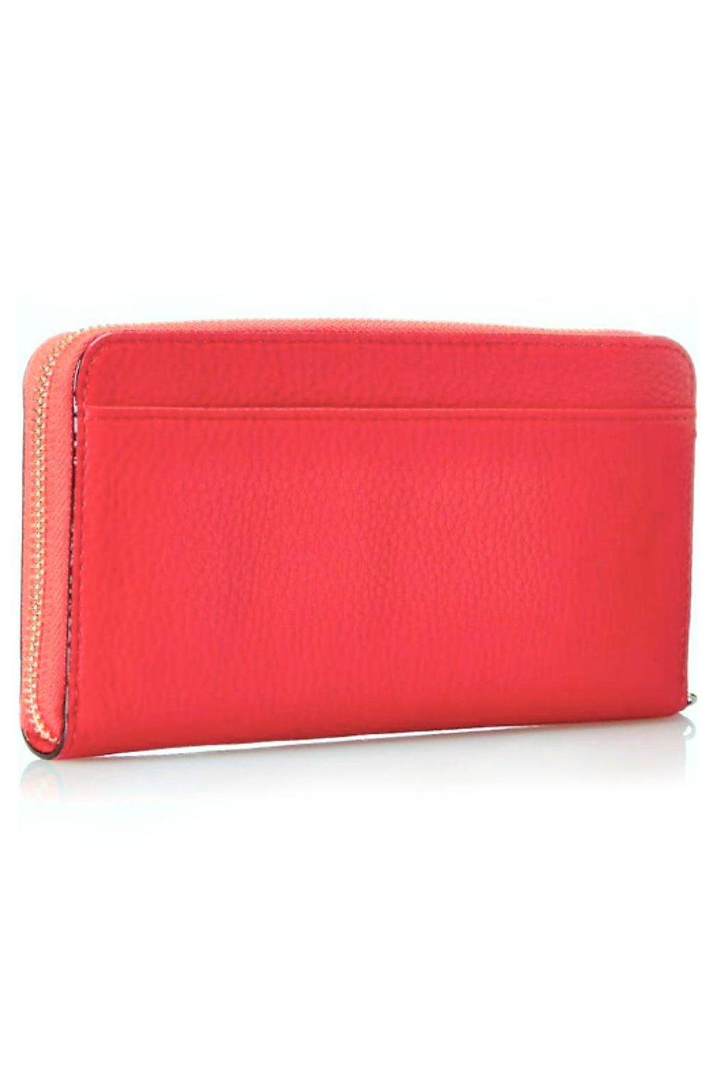 Vera Bradley Red Wallet - Front Full Image