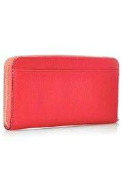 Vera Bradley Red Wallet - Front full body