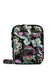 Vera Bradley Kiev Mini Crossbody Bag - Front cropped