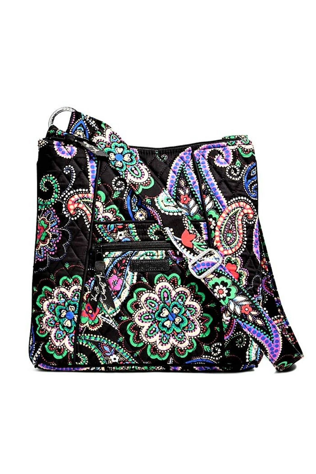 Vera Bradley Kiev Paisley Hipster Bag - Front Cropped Image