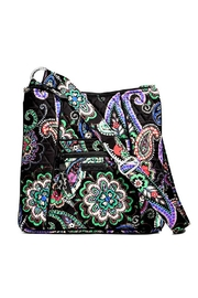 Vera Bradley Kiev Paisley Hipster Bag - Front cropped
